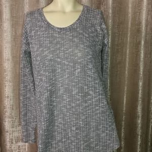 LNA Cotton Pullover
